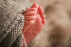 Baby feet, Photography by Fiona