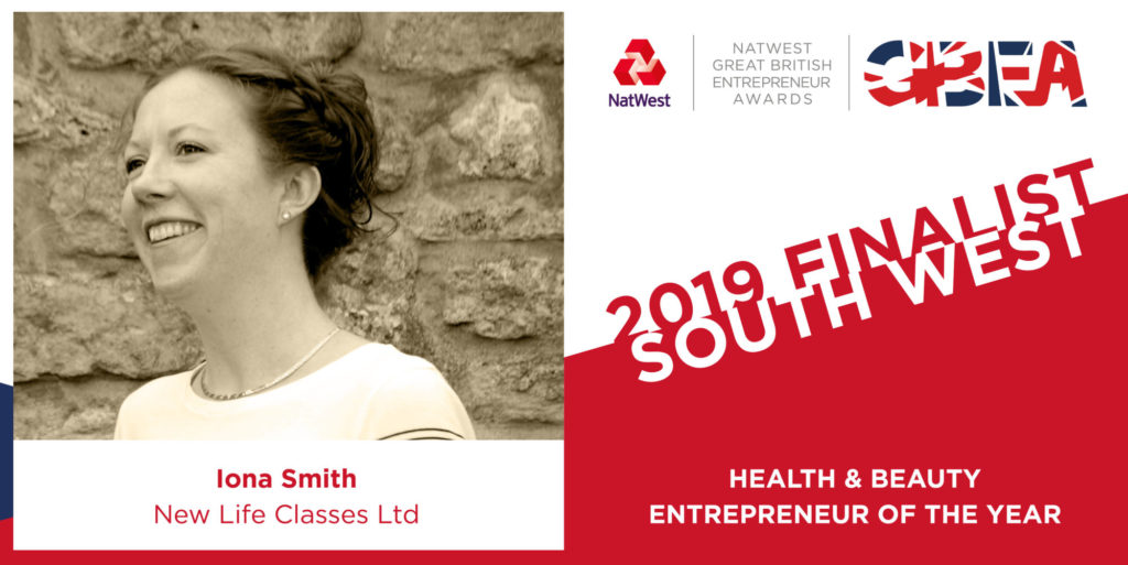 GBEA 2019 Finalists: Health and Beauty Entrepreneur of the Year, South West