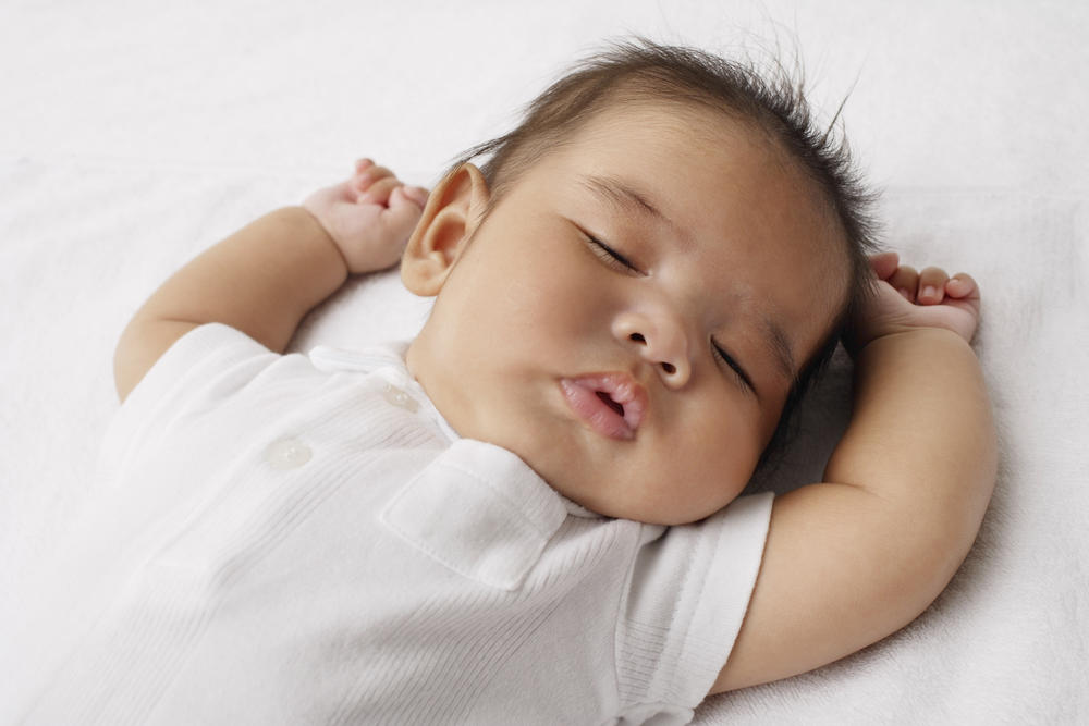 Newborn sleep 0-3 months course